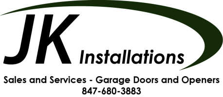 JK Installations Sales and Services Garage Doors and Openers 847-680-3883